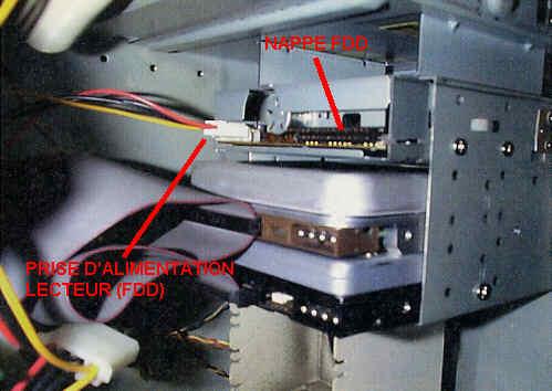 Pannes / problémes lecteur de disquette